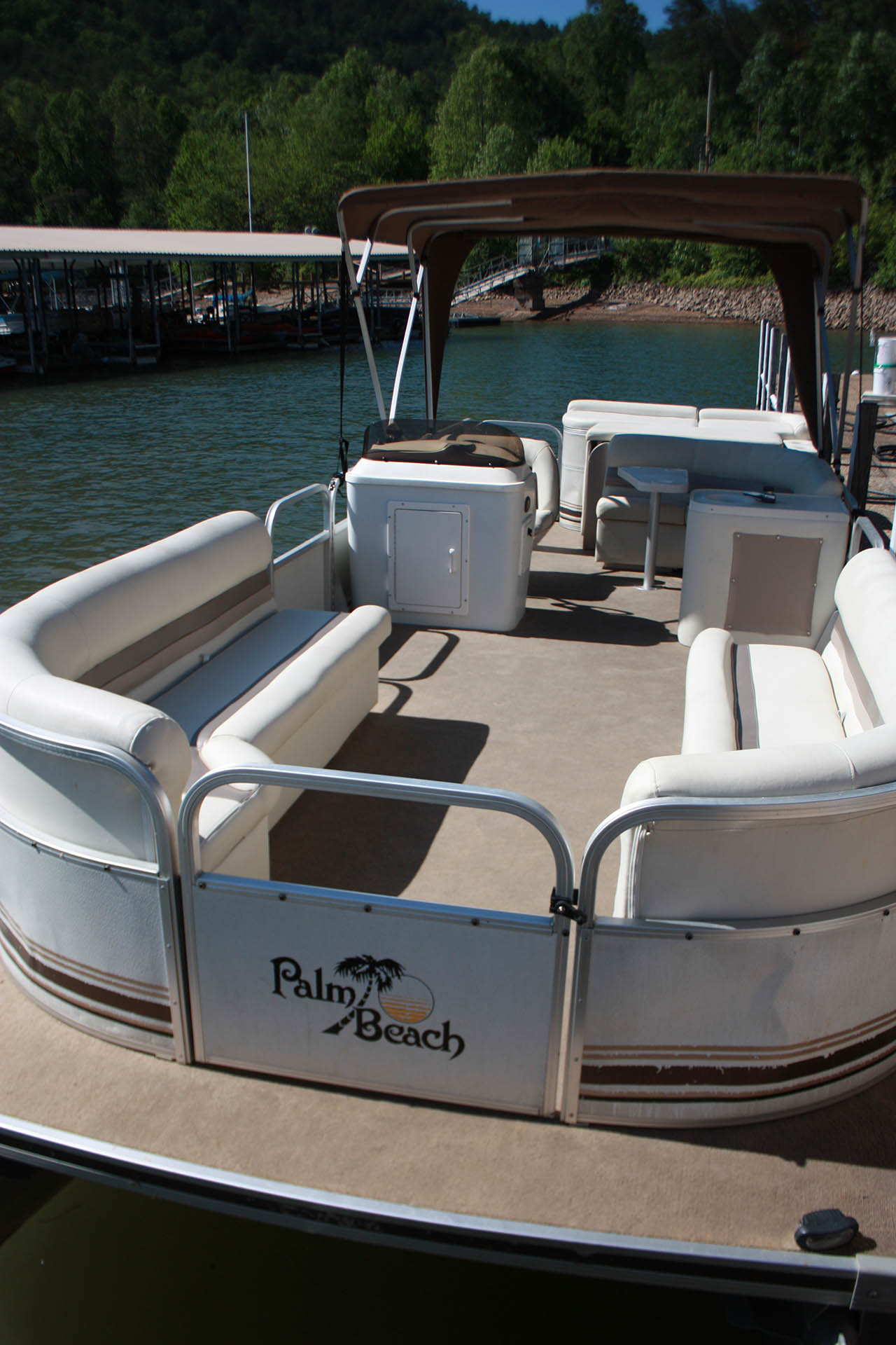 Palm Beach Pontoon