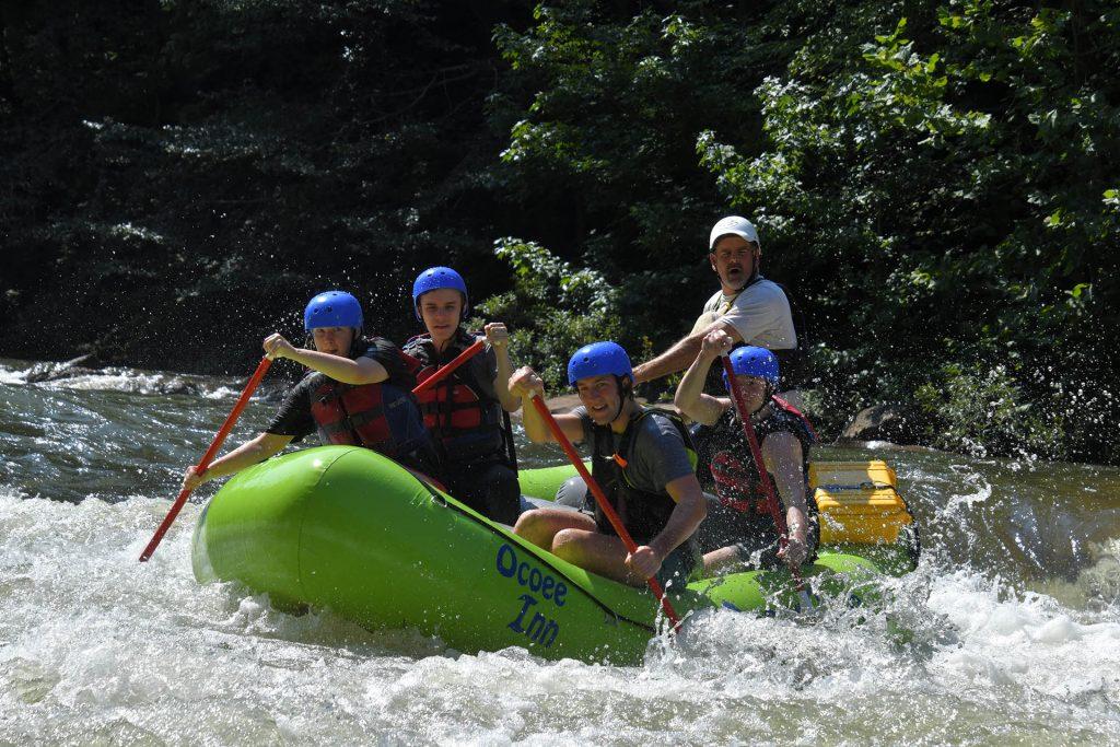 Jimbo Kibler - Rafting Manager