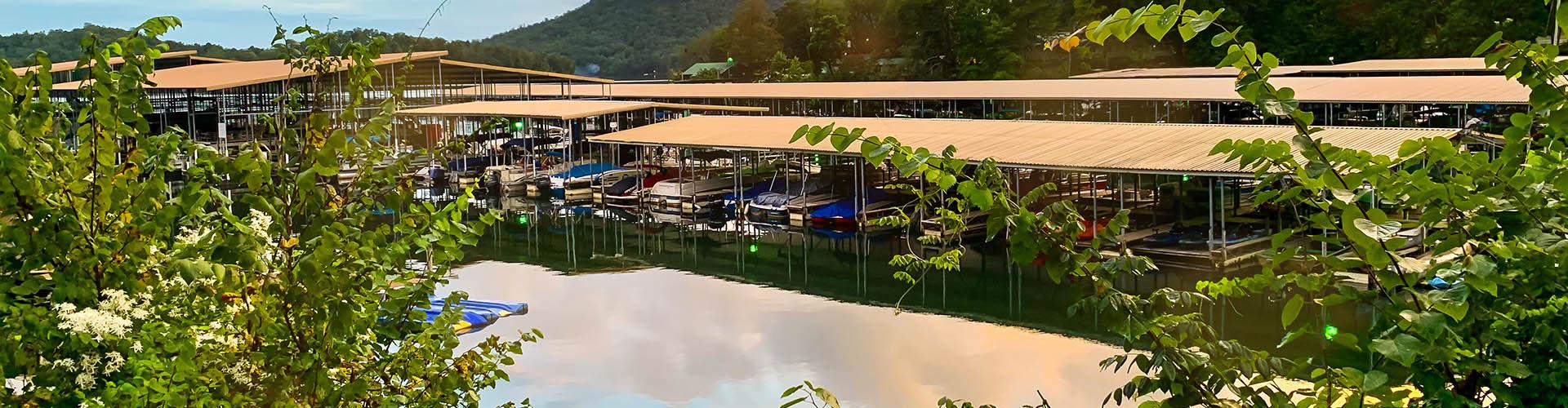 Lake Ocoee Inn Marina