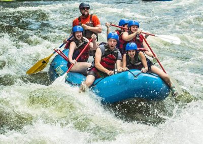 Group Rafting Trips On The Ocoee River