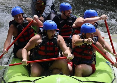 Hit the river with Ocoee Inn Whitewater Rafting