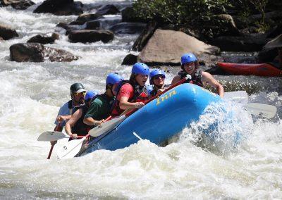 Ocoee River Advanced Whitewater Rafting