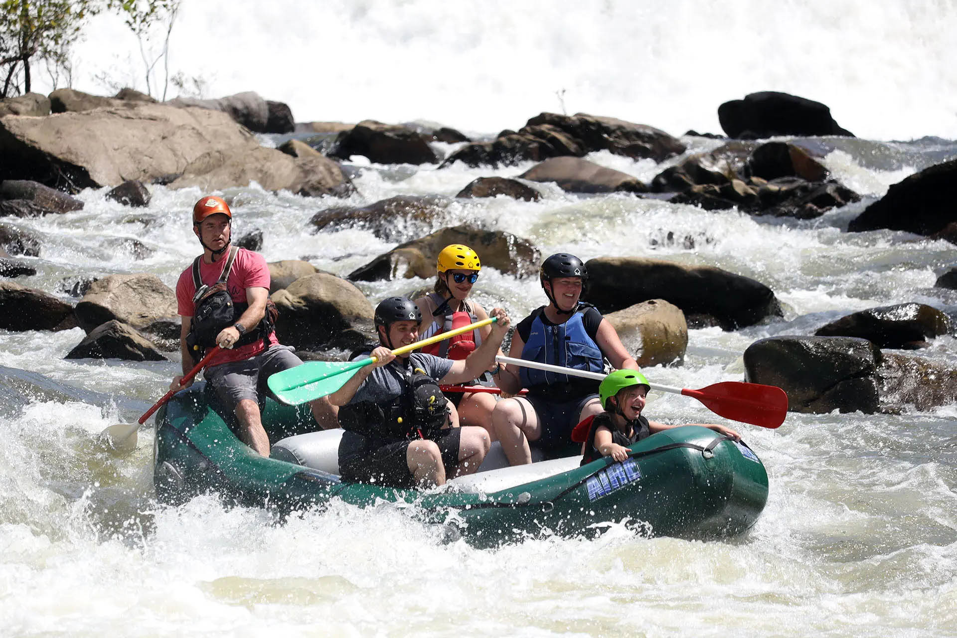 What To Bring On Your Ocoee Rafting Trip