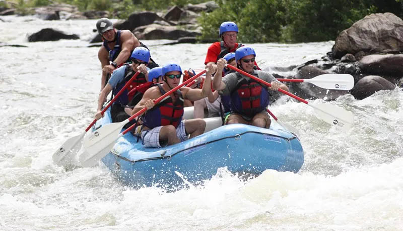 full day rafting trips Ocoee Inn Rafting